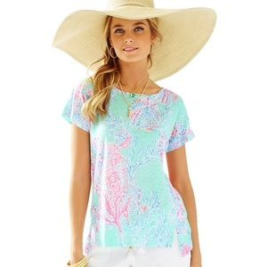 Lilly Pulitzer | Mikela Linen Top